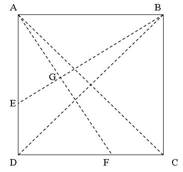 一个正方形,相邻两条边相互(),相对的两条边互相().