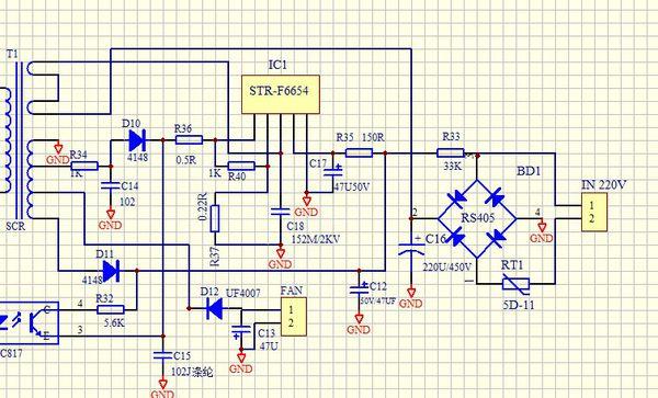 如图,这个电路rt1热敏电阻总是烧坏