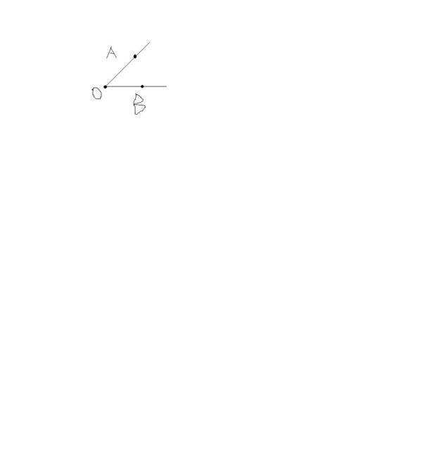 怎样画角的二等分线,用尺规作图法
