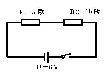 电阻r1与r2串联,电压之比为1:3,现将这两个电阻r1与r2并联接在电路中