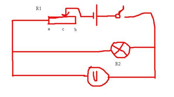 一道初二物理电功率计算题!l是额定电压为8v的小灯泡