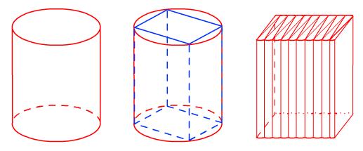 求这个圆柱的底面半径
