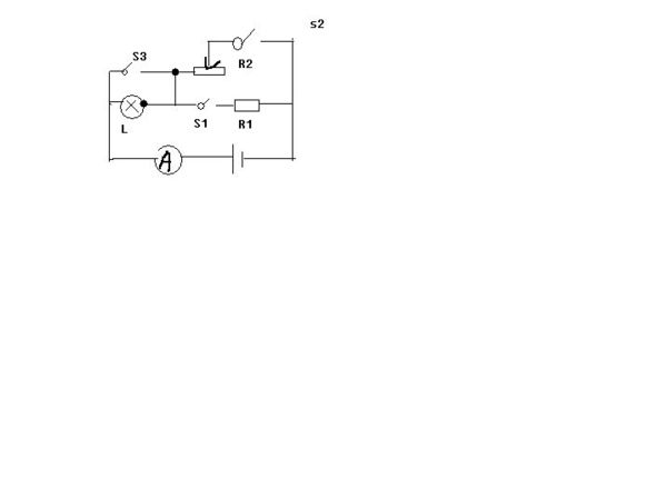 如图所示电路 电源电压不变 r1=12Ω 小灯泡标有6v 12w (电阻不变)