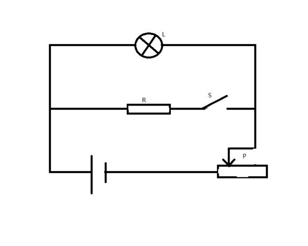 滑动变阻器有关电源电压恒定 闭合开关调节滑动变阻器使小灯泡正常