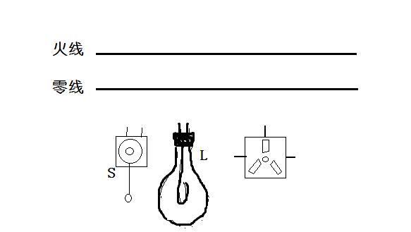 某同学要把灯泡l1和l2连接成串联电路,他连接的电路图片
